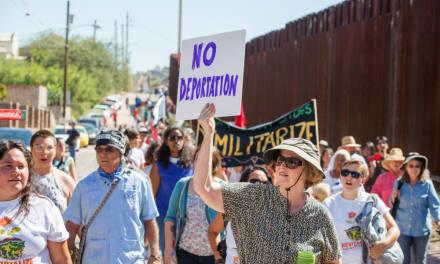 EEUU está deportando inmigrantes indocumentados al interior de México