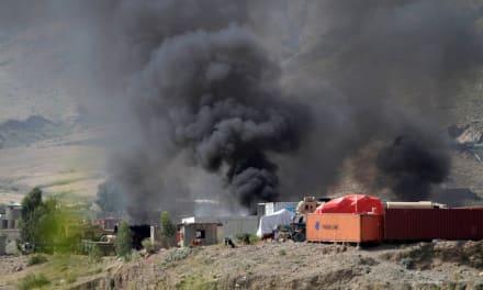 Estados Unidos controlará tráfico aéreo del aeropuerto de Kabul, Afganistán
