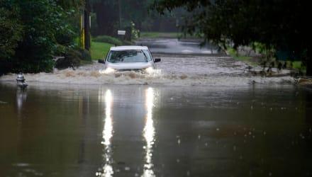 Depresión tropical Fred amenaza con inundaciones y deslizamientos en Nueva York