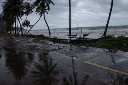 """""""Se espera que genere fuertes vientos y peligrosas mareas"""". El huracán Grace llegará fortalecido a suelo mexicano"""