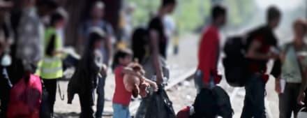 En medio del mal tiempo en Estados Unidos, se forma nueva caravana de inmigrantes hacia la frontera (VIDEO)