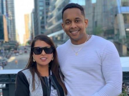 El doloroso mensaje de despedida del esposo de Daniela Rodríguez, exparticipante de Enamorándonos USA