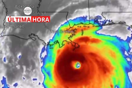 Nace tormenta tropical Olaf frente a costas del estado mexicano de Jalisco