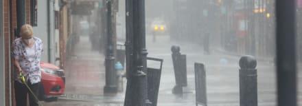 Llegan las primeras imágenes de la devastación del huracán Ida en EE.UU. (FOTOS)