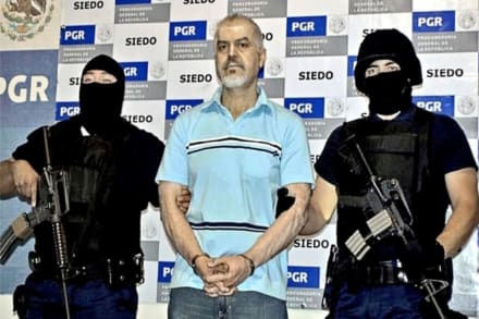 Juez mexicano encarcela a exjefe del narco recién liberado en EE.UU.