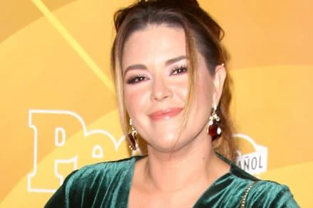 Alicia Machado despotrica nuevamente en contra de Kimberly Flores, esposa de Edwin Luna (VIDEO)