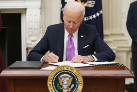 Joe Biden firma decreto para revelar secretos de documentos sobre el atentado del 11 de septiembre