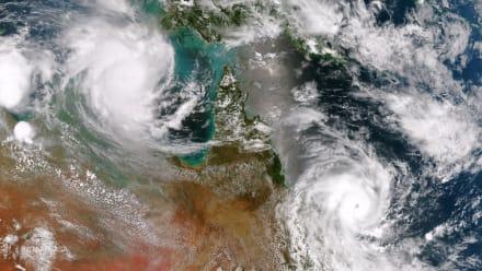 Advierten que el huracán Larry traerá corrientes mortales a mediados de semana a la costa este