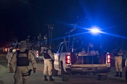 Cuarta caravana migrante que partió a EEUU es desintegrada en México