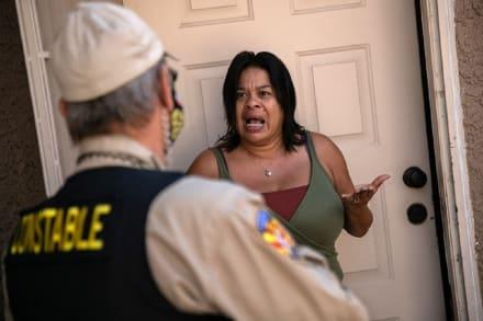 Incertidumbre en latinos de Atlanta al terminar moratoria a desalojos