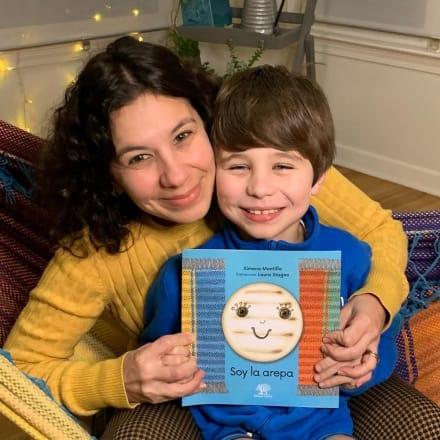 Un libro para celebrar el Día Mundial de la Arepa en Atlanta