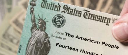 Nuevo cheque en octubre: El IRS confirma fecha
