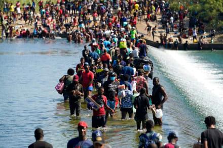 EEUU deportará cantidades masivas de haitianos indocumentados a partir del domingo