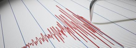 En el día más temido se registra sismo en México