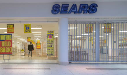 Confirman que cerrarán más tiendas Sears y K-Mart