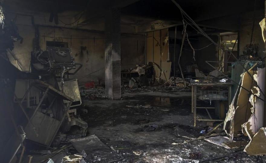 Incendio en hospital de India mata a 18 pacientes con covid-19