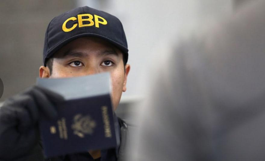 Kiara Cervantes, agente latina de la Patrulla Fronteriza, promete video para sus seguidores
