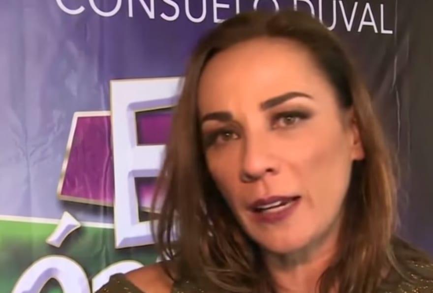 Consuelo Duval aparece en video bailando muy sexy (VIDEO)