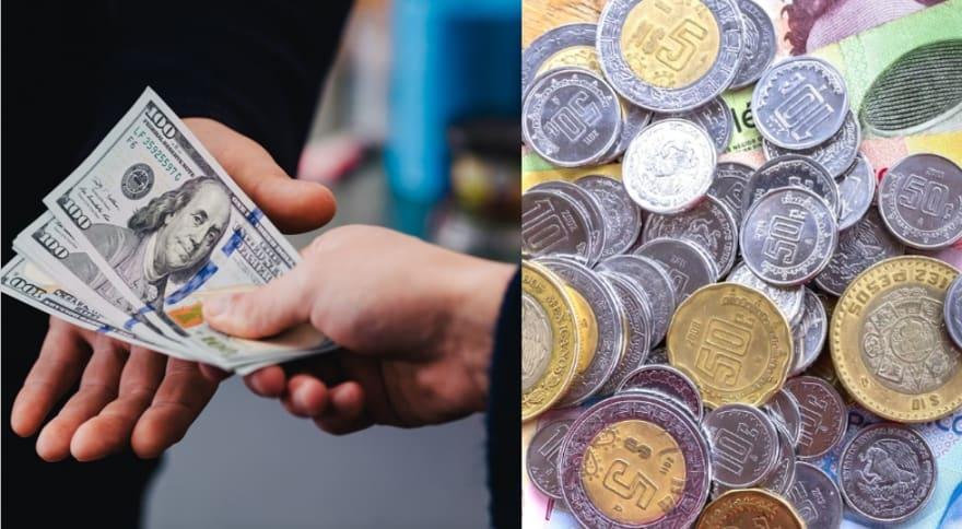 El peso empieza bien la semana: Cambio peso dolar el 8 abril y por qué