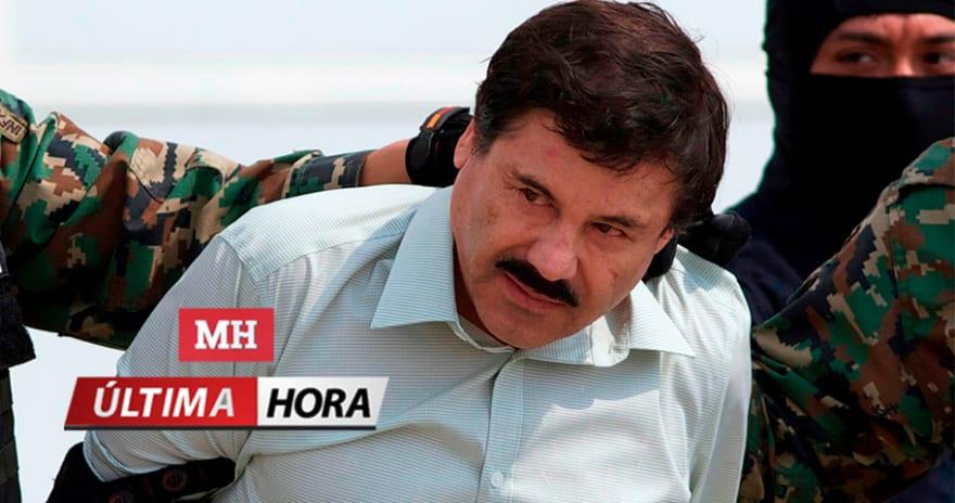 La fiscalía federal desestima varios cargos contra Joaquín El Chapo Guzmán