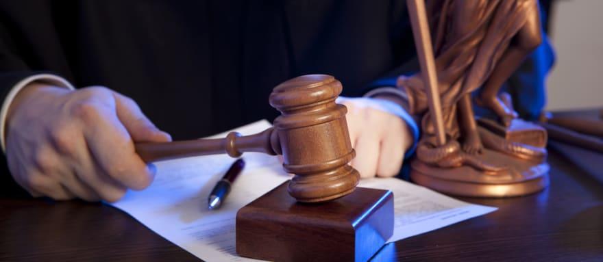 ¿Por qué nunca debes faltar a una cita en la corte?