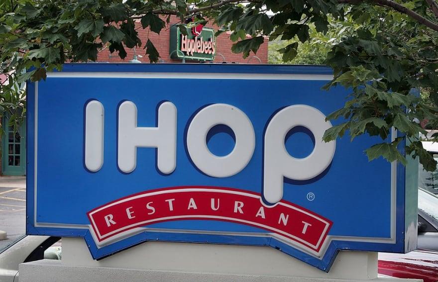 IHOP anuncia el cierre de unos 100 restaurantes debido a la pandemia