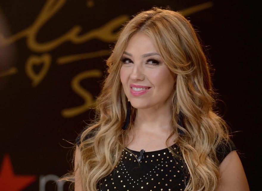 Mayeli Alonso luce más delgada que nunca y presume cinturita al estilo de Thalía