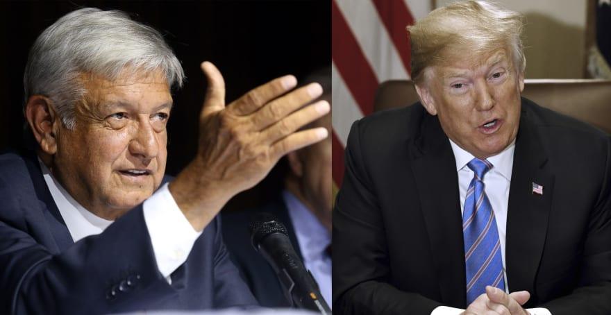 Trump no irá a México; Ivanka y Mike Pence asistirán a juramentación de AMLO
