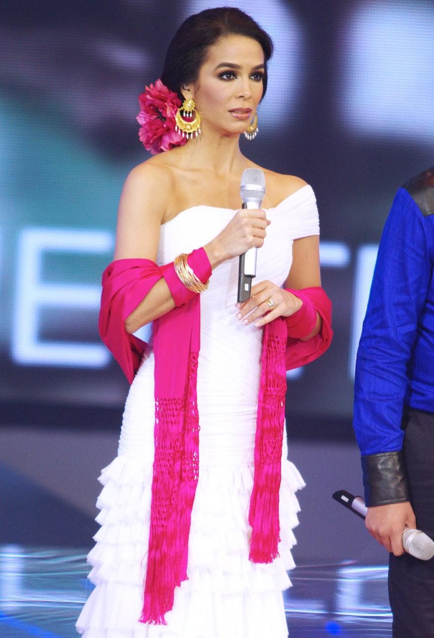Bibi Gaytán enciende las redes con fotografía de su hija en 'mini' vestido (FOTO)