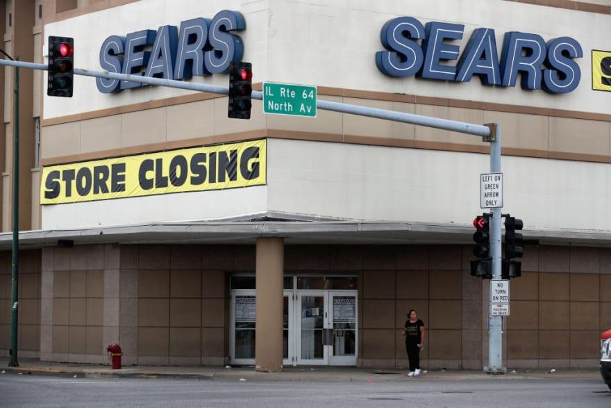 Aseguran que Sears está a un paso de decir 'adiós' y declararse en bancarrota