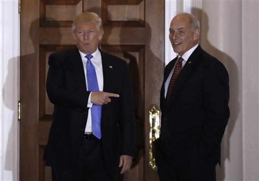 Reporte: Kelly habló con fiscal Mueller y anticipan que deje puesto