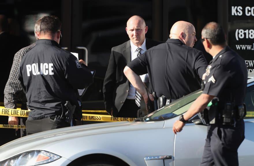 Policías de California abaten a la actriz hispana Vanessa Márquez (FOTOS)