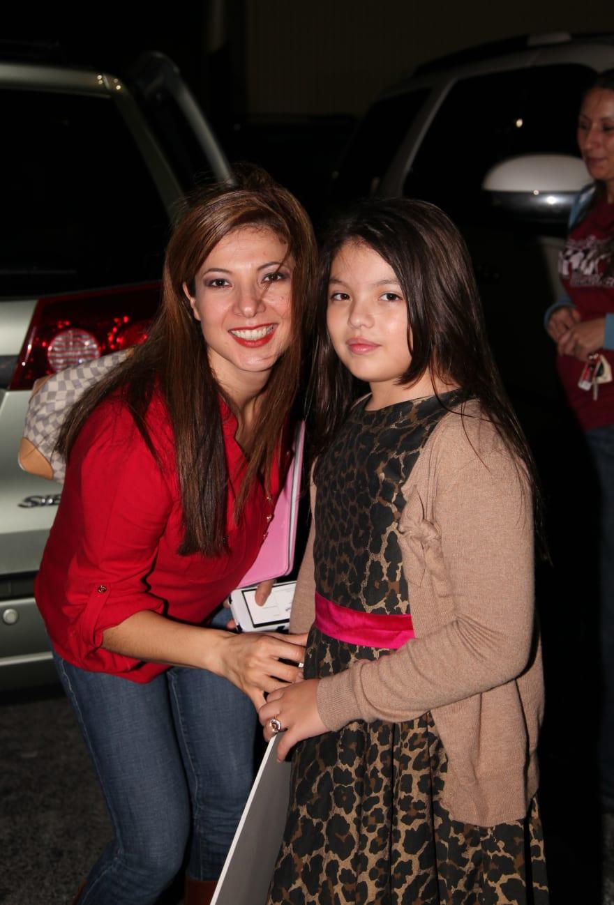 Priscila presume en redes lo grande y bella que se ha puesto su hija Sara (FOTO)