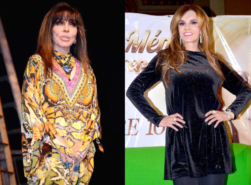 ¿Lucía Méndez sustituirá a Verónica Castro en 'La Casa de las Flores'?