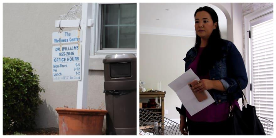 Denuncian clínica por presuntamente engañar a hispanos con papeles para Inmigración (VIDEO)