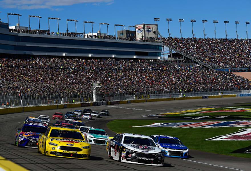 Gana entradas para el inicio de los Playoffs de NASCAR en Las Vegas