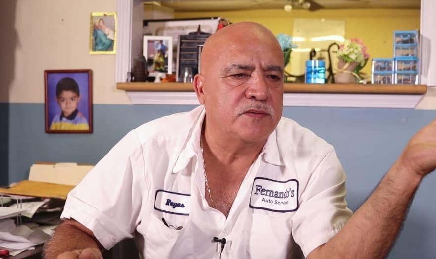 Escapó de la deportación y creó un negocio de un millón de dólares (VIDEO)