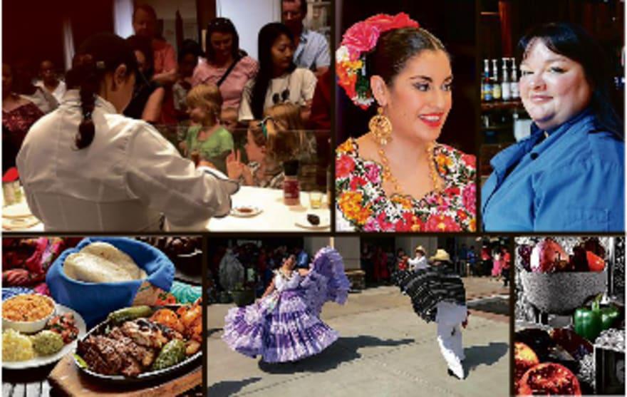 No Más Cantina! rinde tributo a la gastronomía y cultura de México durante el Mes de la Hispanidad