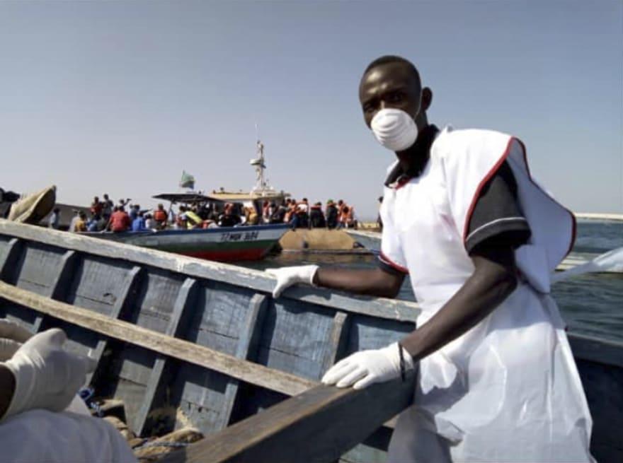 Tanzania: Al menos 127 muertos por naufragio de ferry