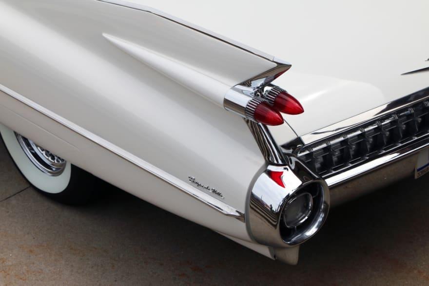 El Cadillac blindado que usaron un Presidente y un mafioso (FOTOS)