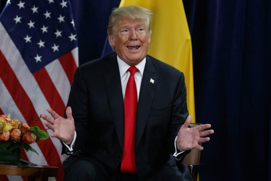 Trump sería uno de los favoritos para ganar el Nobel de la Paz (VIDEO)