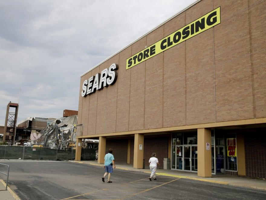 Sears se declara en bancarrota tras grandes deudas y pocos clientes