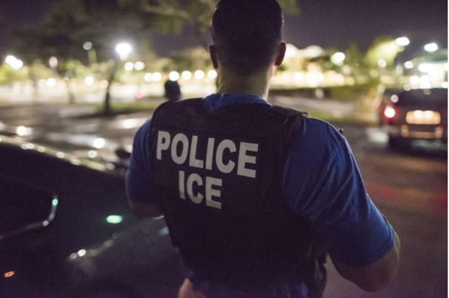 ICE arresta a 105 en una operación de Nueva Jersey dirigida a extranjeros criminales