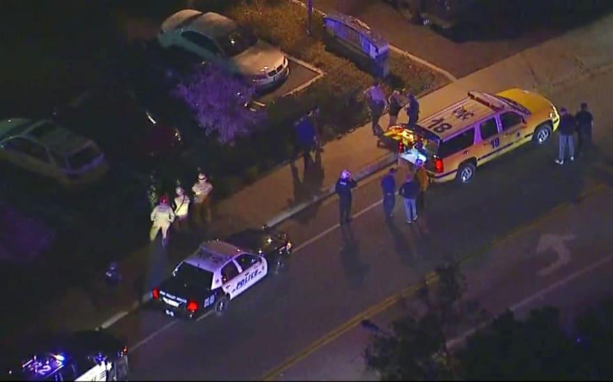 ÚLTIMA HORA: Suman 12 muertos tras tiroteo en un bar de California