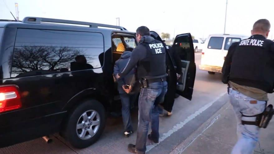 ICE arresta a mexicano tras presentarse en una corte