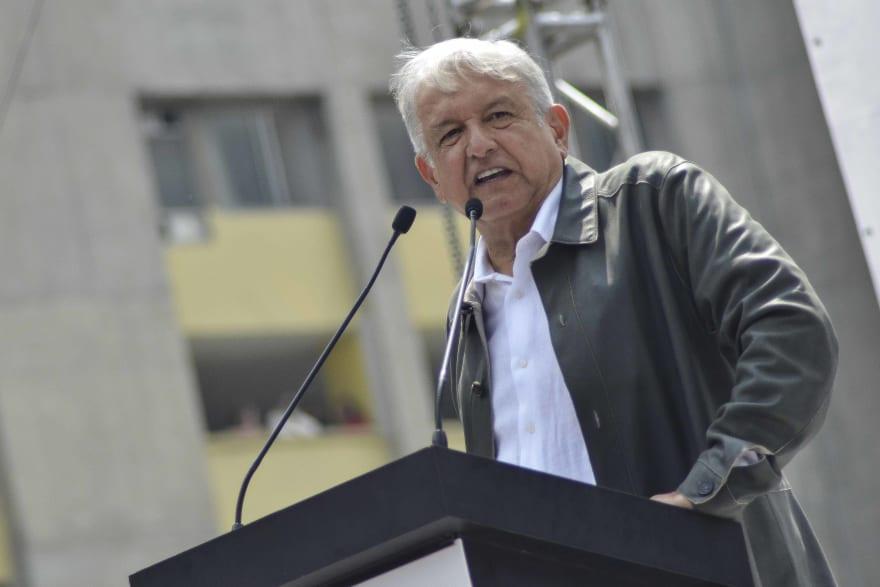 López Obrador: Seguridad de México seguirá dependiendo del Ejército (VIDEO)