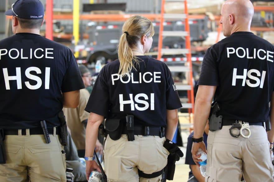 ICE confirma el arresto de 25 indocumentados en Carolina del Norte