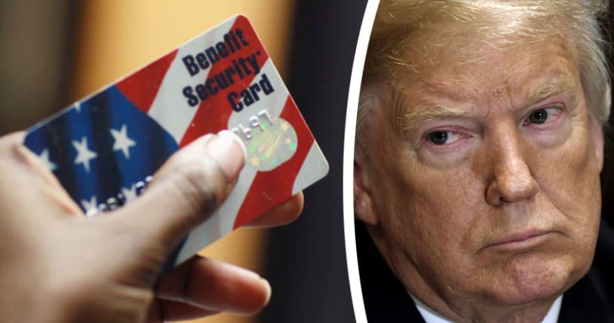 Más de 30 ciudades se oponen a restricciones migratorias de Trump a quienes usan beneficios públicos