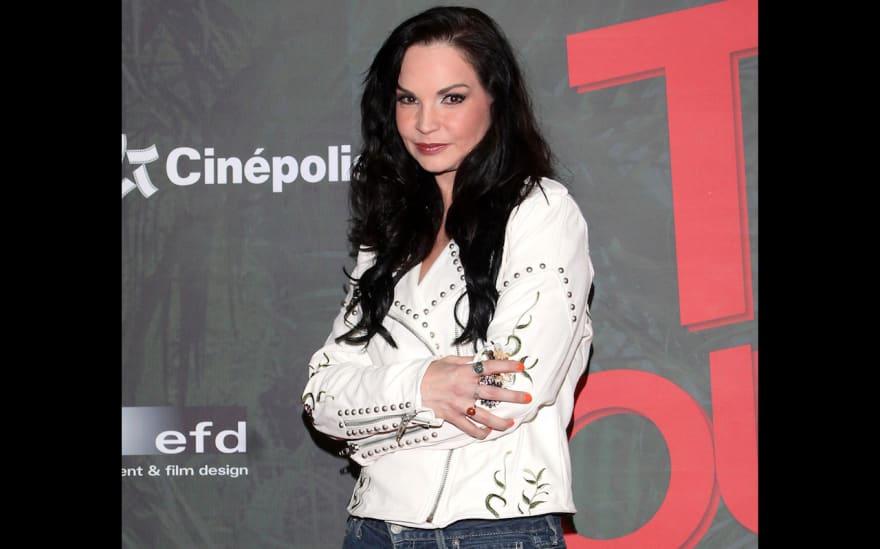 Ana Patricia Rojo aparece en lencería negra (VIDEO)