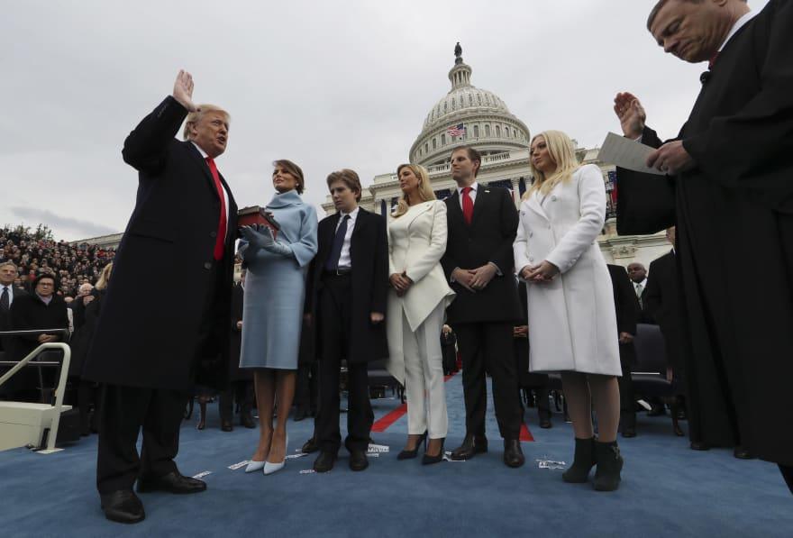 REPORTE: Fiscalía federal investiga gastos para la investidura de Trump